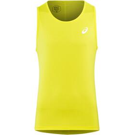 asics Silver - Débardeur running Homme - jaune
